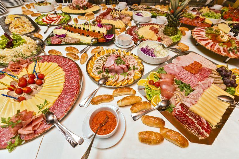middag til gæster