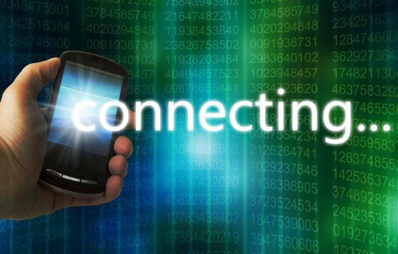 Forbindelse til internettet