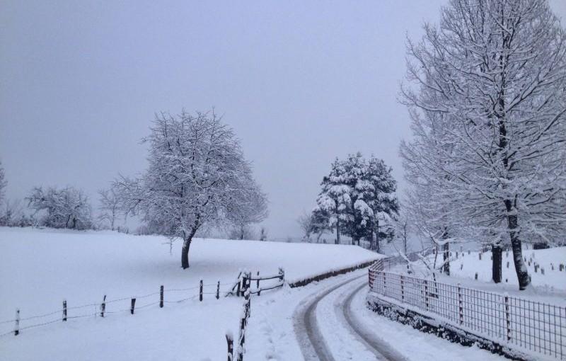 Sne og hygge