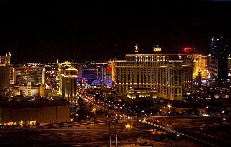En vild tur i Vegas