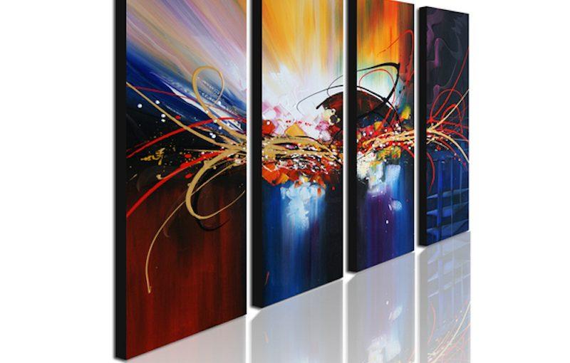 Her finder du et stort udvalg af billige malerier
