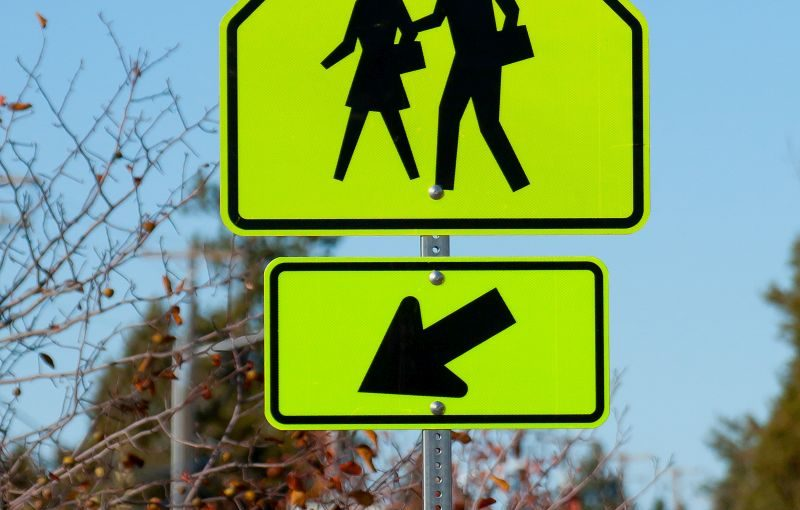 Hjælp de nye små trafikanter